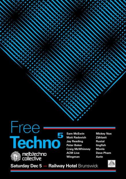 MTC Free Techno 5